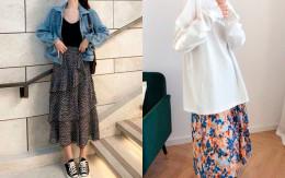今夏の柄スカートはこれ着て!美人見えする♡大人の正解コーデ4選