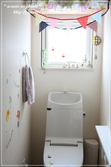100均安く簡単にトイレをオシャレに変えるインテリア術 Weboo