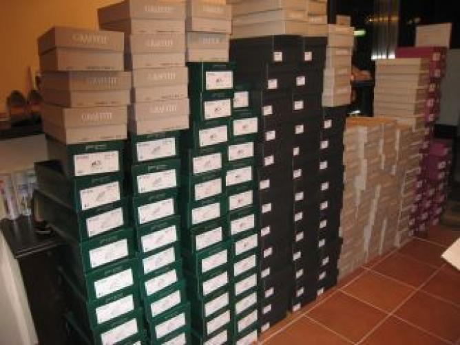 靴の空き箱とってある?靴の空き箱リメイクでおしゃれ雑貨に変身