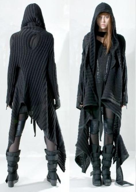 新たなファッションジャンル!? ヘルスゴス がかっこいい ! Weboo ウィーブー 自分でつくる。