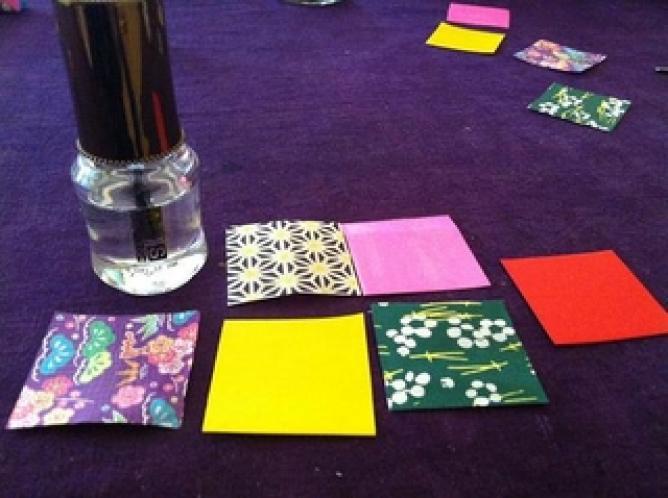 クリスマス 折り紙 折り紙 アクセサリー : weboo.link