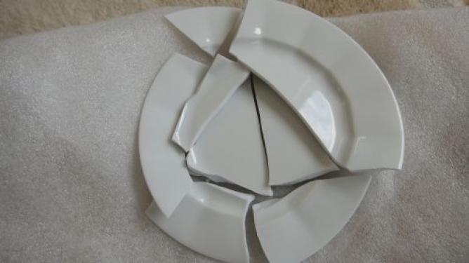 お 皿 が 割れる 夢