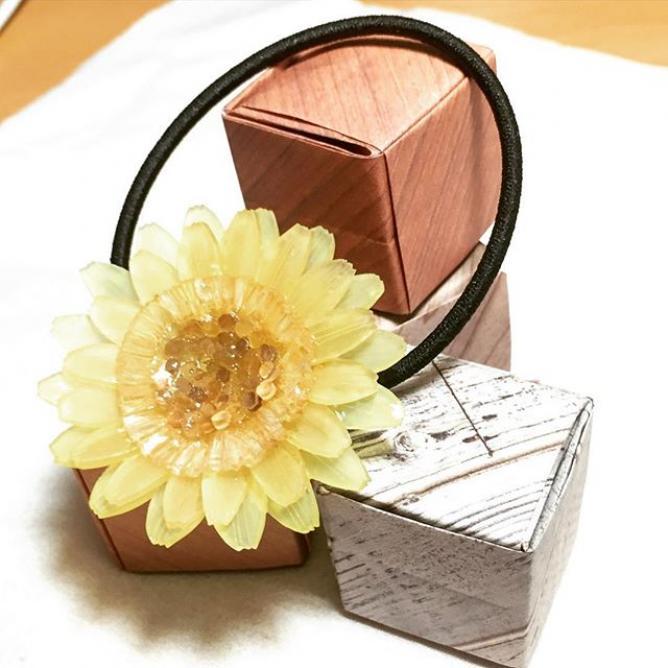 すべての折り紙 薔薇 作り方 折り紙 : ... プラバンアクセサリーの作り方