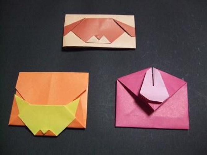 簡単 折り紙 折り紙 キティちゃん 折り方 : divulgando.net