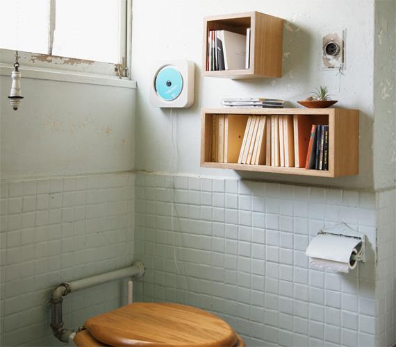 ... 壁に付けられる家具・ミラー・中・オーク材