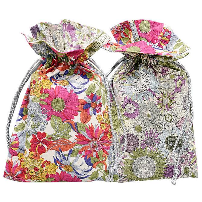 【通販】おしゃれな大人の女性にマストな巾着タイプの素敵な御朱印帳袋3